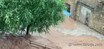 VÍDEO | Fuenmayor se convierte en un río - La Rioja