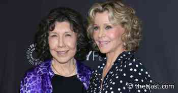 A Look Inside Lily Tomlin & Jane Fonda's 40-Year Friendship - TheBlast