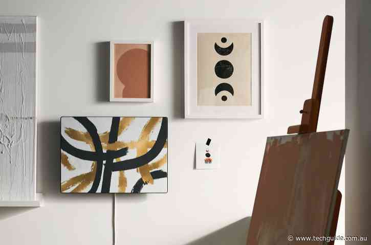 IKEA and Sonos partner to produce the SYMFONISK frame that's also a wi-fi speaker