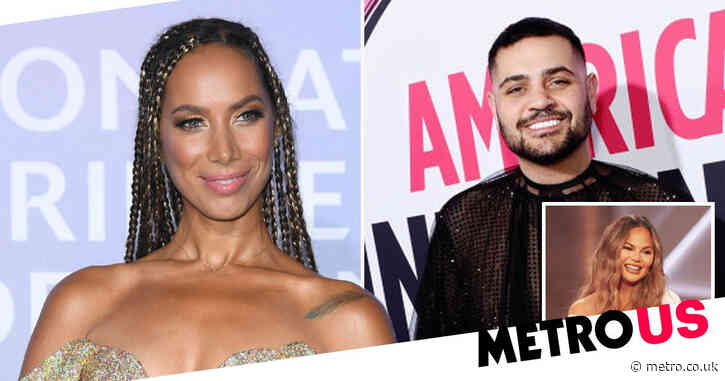 Leona Lewis defends Chrissy Teigen and calls out designer Michael Costello over 'bullying' that left her with 'years of insecurity'