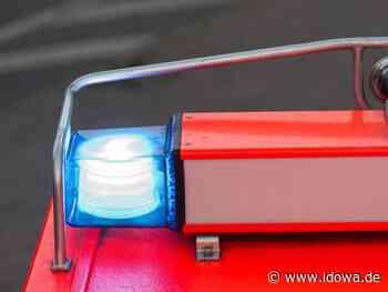 Feuerwehreinsatz in Moosburg - Unbeaufsichtigte Pfanne löst teuren Küchenbrand aus - idowa