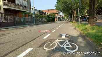 Priorità alle bici, a Collegno arrivano le 'bike lane' - TorinoToday