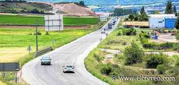 La Diputación convertirá la N-124 en una autovía hacia Rioja Alavesa a partir de 2022 - El Correo