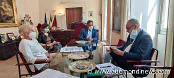 Ricostruzione post sisma: il Commissario Giovanni Legnini a Spoleto - Due Mondi News