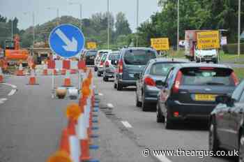 The plans to change the face of the A259 in Arun