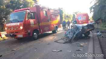 Homem morre em acidente na ERS-324, em Marau - Agora no RS
