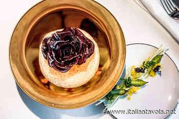 Rosa di Gorizia, salmerino e asparagi - Italia a Tavola