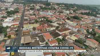 Holambra adota restrições a transportes turísticos e exige cadastro prévio para excursões na pandemia da Covid-19 - G1