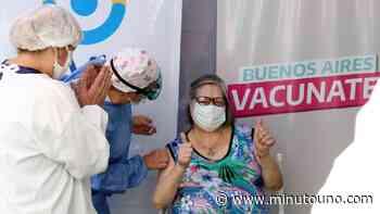 Avanza la inmunización: la provincia de Buenos Aires ya vacunó a 5 millones de personas - Minutouno.com