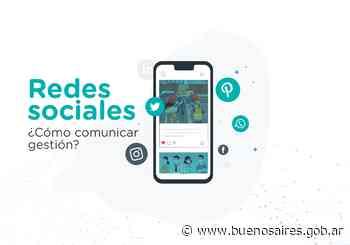¡Nuevo curso! Redes sociales: ¿cómo comunicar gestión? | Noticias - buenosaires.gob.ar