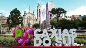Feira do Vinho na Praça Dante comemora aniversário de Caxias do Sul - Revista News