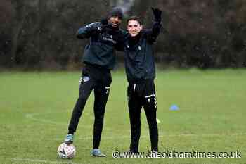 Pandemic puts kibosh on pre-season trip for Oldham Athletic - theoldhamtimes.co.uk