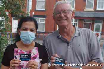 Prostate cancer survivor Eric shares story of getting tested - theoldhamtimes.co.uk