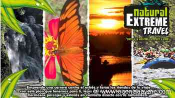 Turismo de aventura y agro ecológico en Nimaima #agenciapyme – agenciapyme - Agencia Pyme