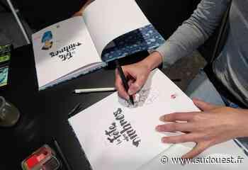 Bidart : une nouvelle bande dessinée pour le duo d'auteurs L'Atelier Sentô - Sud Ouest