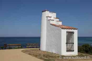 Bidart : le phare de Koskenia, symbole du passé baleinier de la Côte basque, a été restauré - Sud Ouest
