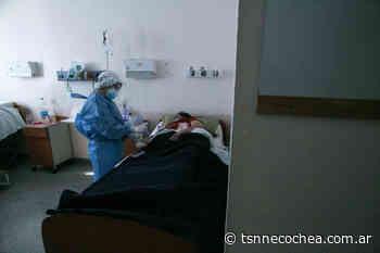 La sala de cuidados críticos continua completa - TSN Noticias