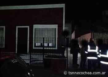 Estaban festejando un casamiento y cayó la Policía - TSN Noticias