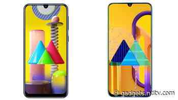 Samsung Galaxy M31, Galaxy M30s Receiving June 2021 Android Security Patch in India: Reports