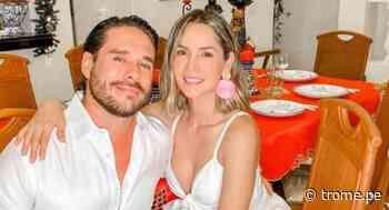 Carmen Villalobos y Sebastián Caicedo: el motivo por el que se separaron durante dos meses - Diario Trome