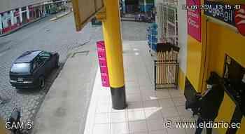 Otro asalto a oficina de Western Union de El Carmen en una semana - El Diario Ecuador