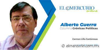 Carmen Lilia Cantúrosas - El Mercurio de Tamaulipas