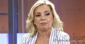 Carmen Borrego desvela el verdadero motivo que le impide volver a 'Sálvame' - Lecturas