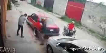 Video: La delincuencia se apodera de Atzompa y San Jacinto Amilpas - El Imparcial de Oaxaca
