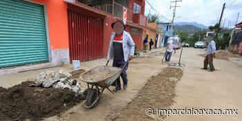 Vecinos de San Jacinto Amilpas sufren de insuficiencia de agua - El Imparcial de Oaxaca
