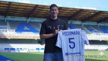 Théo Pellenard s'engage à Auxerre - Girondins4Ever