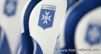 Auxerre : un pur produit de la formation continue l'aventure (off) - Foot National