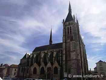 Eglise St-Germain-d'Auxerre – Dourdan (91) Eglise St-Germain-d'Auxerre vendredi 25 juin 2021 - Unidivers