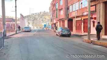Puno: El tráfico que se genera en el jirón Ilo, ocasiona molestia en los vecinos - Radio Onda Azul