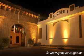 """Conferencia virtual: """"El barrio de bodegas de Godoy Cruz. Pasado, presente y futuro"""" - Godoy Cruz - godoycruz.gob.ar"""