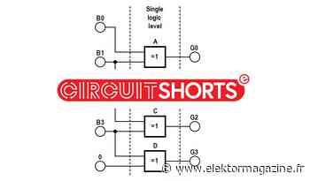 Circuit Court : du binaire au code de Gray - Elektor