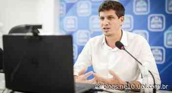 Ex-candidato a prefeito de Olinda é nomeado para cargo na Prefeitura do Recife - Blog de Jamildo - NE10