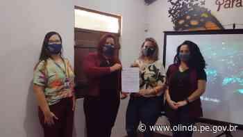 Olinda firma parceria para formação e capacitação para a Assistência Social - Prefeitura de Olinda