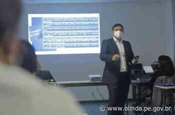 Capacitação sobre a nova Lei das Licitações é realizada em Olinda - Prefeitura de Olinda