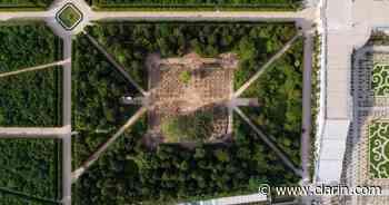 El bosque de Versalles de María Antonieta recuperó su esplendor original gracias a las notas de los jardineros - Clarín