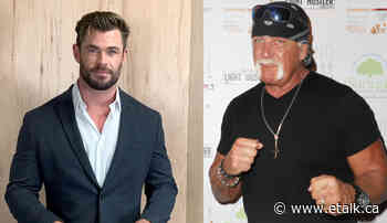 Chris Hemsworth has seriously bulked up to play Hulk Hogan and the Hulk himself approves - etalk