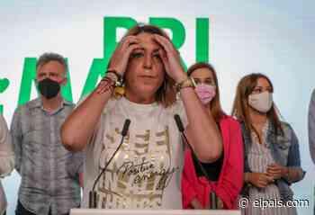 Los barones del PSOE urgen a culminar el relevo en Andalucía - EL PAÍS