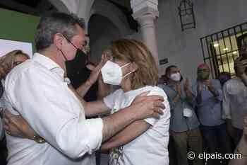 Ferraz delega en Andalucía la presión para que Susana Díaz se retire - EL PAÍS