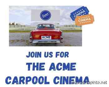 "ACME Screening Room will host ""Carpool Comedy"" a fundraiser Saturday, June 26th outdoors in Lambertvillle. - TAPinto.net"