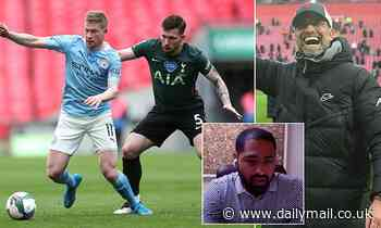 Tottenham's league opener with Man City is 'perfect', insists Glen Johnson