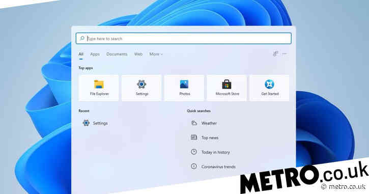 Windows 11 images leak online…and look much like Windows 10