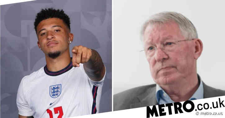 'He has so much potential' – Sir Alex Ferguson praises England star and Manchester United transfer target Jadon Sancho