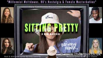 Sitting Pretty at the Rialto Theatre for Brighton Fringe