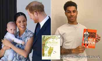 Meghan Markle fails to make top 50 bestsellers with her children's book The Bench