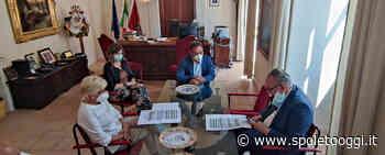 Ricostruzione post sisma, commissario Giovanni Legnini a Spoleto - Spoleto Oggi