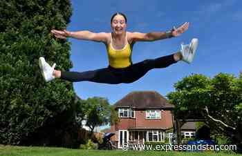Teen offered place at prestigious dance schools - expressandstar.com